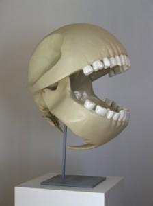 Crâne de Pacman