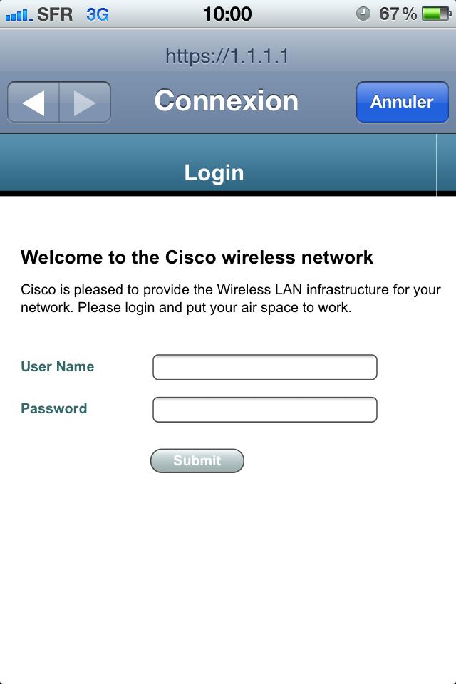 Retenir le mot de passe d un wifi avec portail captif sur for Hotel network design